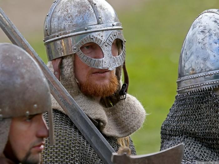 Оружие викингов Викинги, Оружие викингов, Меч, Щит, Копье, Топор, Секира, Сакс, Видео, Длиннопост
