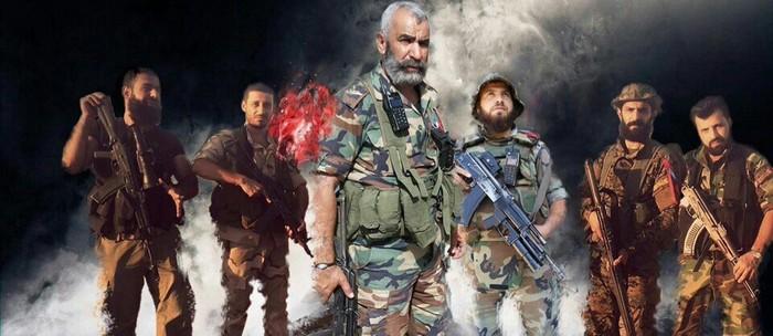 Командиры САА в Дейр-Эз-Зор поздравляют друг друга со снятием 3 летней блокады Сирия, Дейр-Эз-Зор, Победа, Война, Политика, ИГИЛ