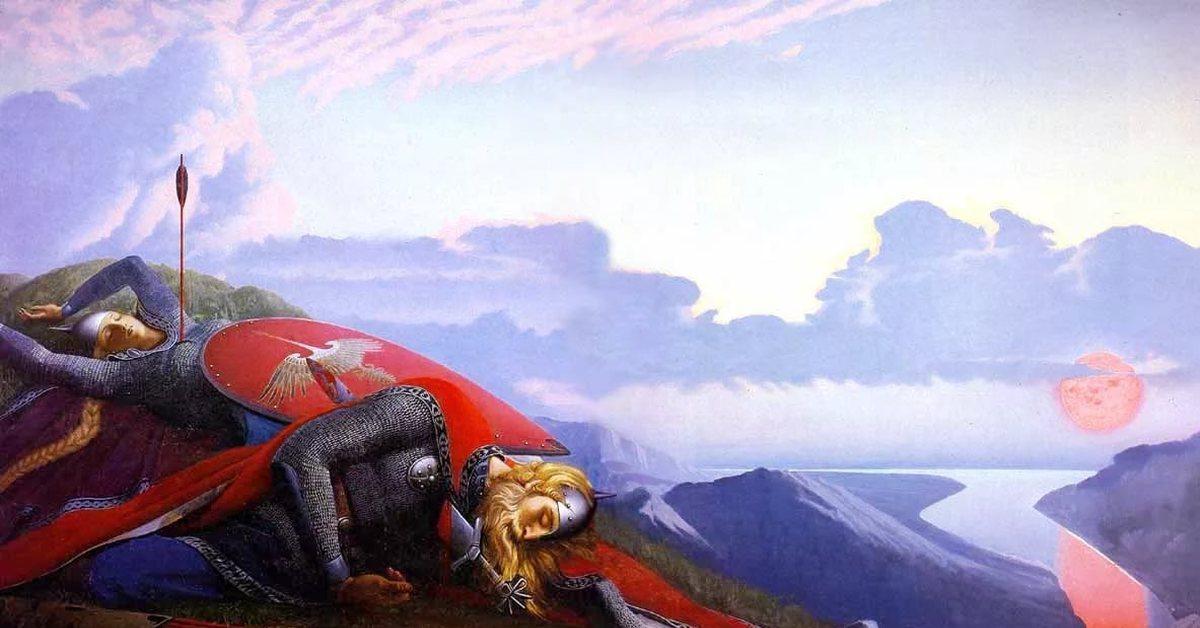 Картинки по запросу К. Васильев «Смерть Дуная»