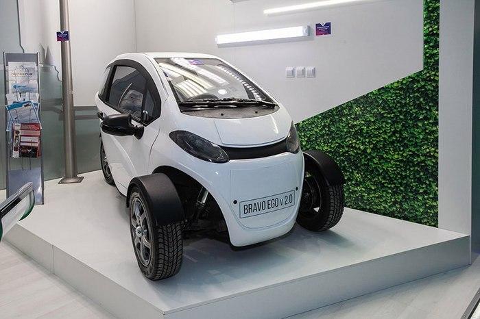 Bravo eGo V4.0. новый электромобиль для доставки. Электромобиль, Россия, Инновации, Прогресс, Экология, Техника, Электротранспорт, Транспорт, Длиннопост