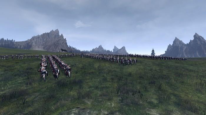 Total War: WARHAMMER, Империя. Часть 3 Total war, Total war: Warhammer, Длиннопост, Текст, Игры