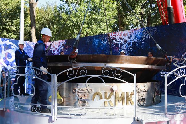 8 тонн плова плов, Книга рекордов Гиннесса, 8 тонн, обожраться и не встать, длиннопост