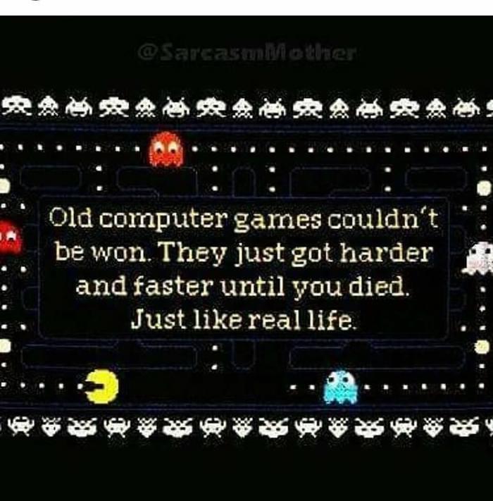 Хардкор Игры, Pacman, Reddit, Oldschool
