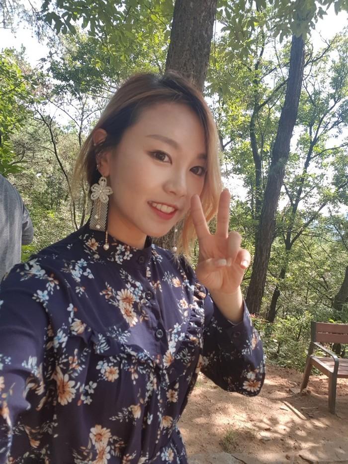 Привет из Кореи ^^ покажу парк объединения Южной и Северной Кореи Минкюнха, Ютубер, Корея, Кореянки, Видеоблоггер, Длиннопост