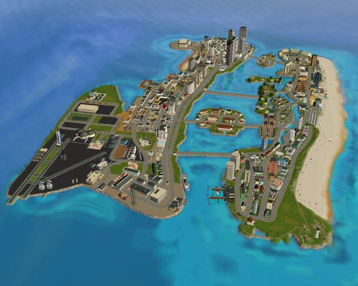 А что,если Ураган, Ирма, Майами, Gta vice city