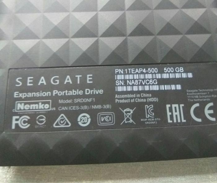 Жесткий диск - оборотень Ремонт техники, Жесткий диск, Aliexpress, Samsung, Hitachi, Длиннопост