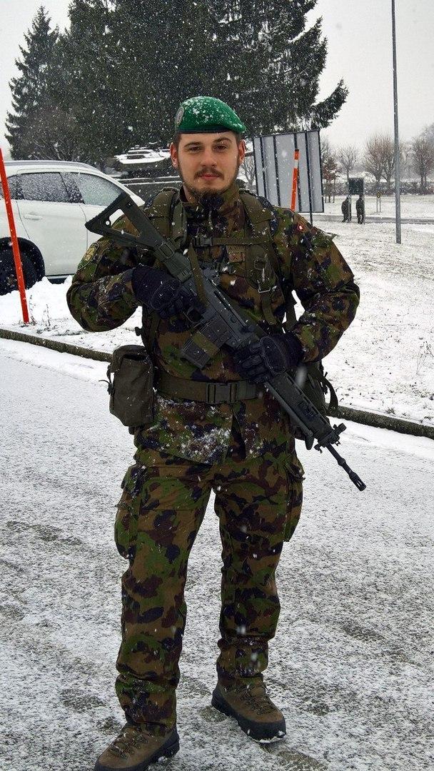 Интервью с военнослужащим