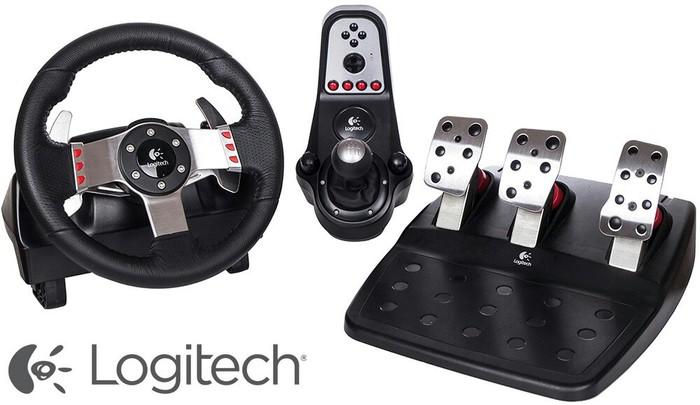 Расход топлива на игровом руле Logitech G27 Adme, Logitech, Клипарт