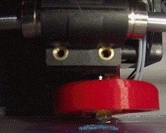 Сова на 3D принтере
