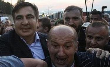 Один другого краше Саакашвили, Косорылые, Сратники, Безумие, Политика, Взгляд, Выражение
