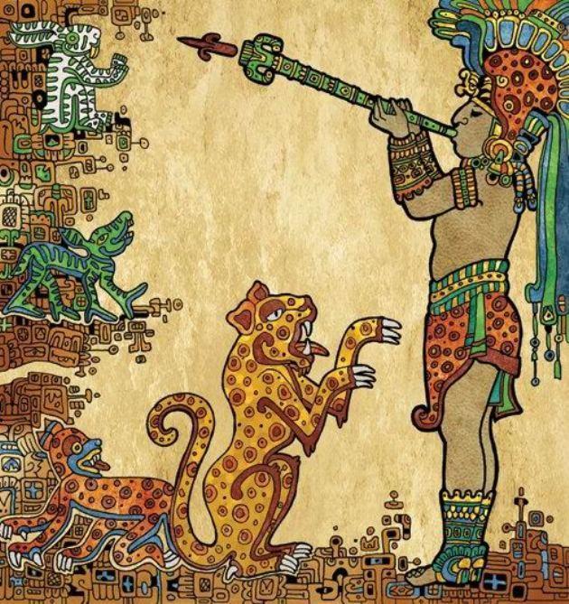 Мифология майя. Сотворение земли и людей Майя, Истории, Легенда, Мифы, Мифология, Сотворение мира, История, Индейцы, Длиннопост
