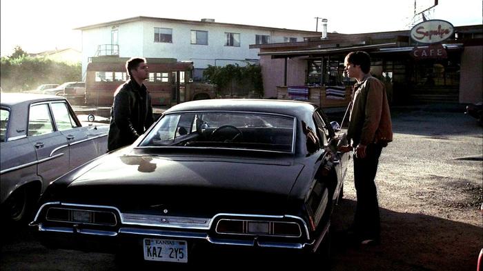 Машина Дина — Chevrolet Impala 1967 года. Сверхъестественное, Дин Винчестер, Машина, 1967 Chevrolet Impala, История