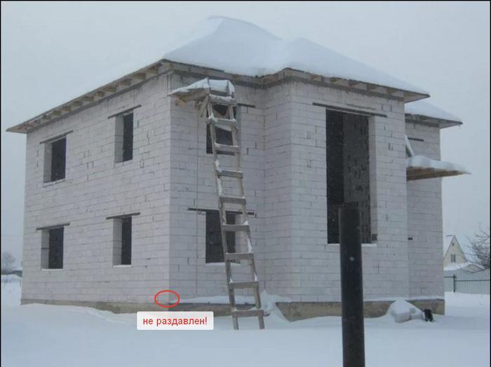 Мифы строительства 1: Фундаменту нужно отстояться. Записки строителя, Строительство, Длиннопост