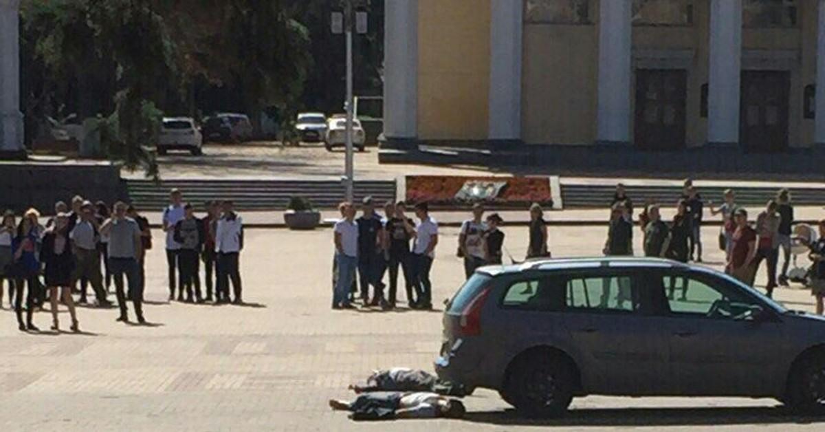 хотелось увидеть, что произошло в белгороде на площади фото дополняют несколькими акцентами