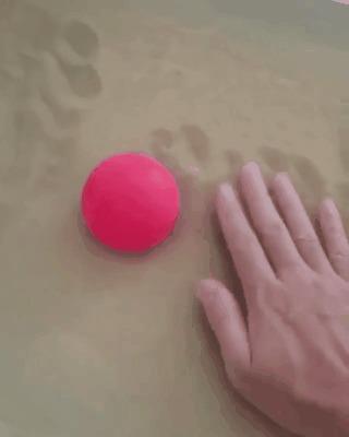 Жидкий песок