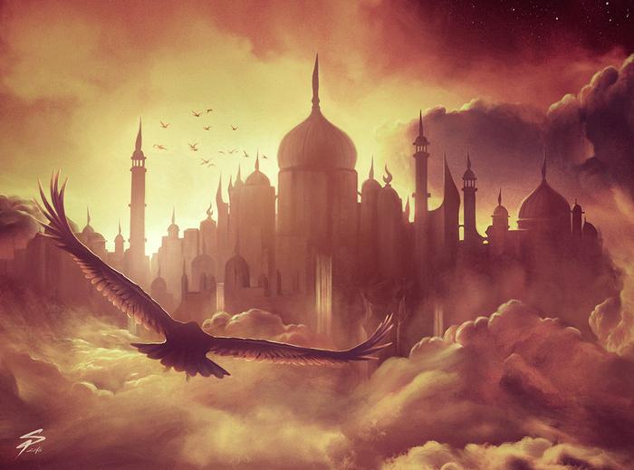 Восточный роглайк City of Brass от разработчиков BioShock появился в Steam Early Access Игры, City of brass, Steam, Ранний доступ, Видео, Длиннопост