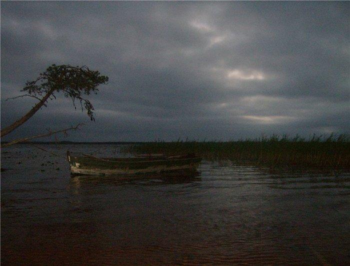 Три дня у озера Озеро, Рыбалка, Длиннопост