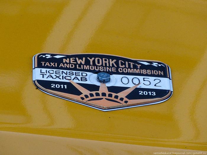 Полицейское такси, или желтый оборотень в погонах. Нью-Йорк, США, Полиция, Длиннопост, Америка, Северная Америка, Штаты, Длиннотекст