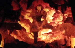 Танцующий клоун Пеннивайз Фильмы, Оно, Гифка, Клоун, Пеннивайз