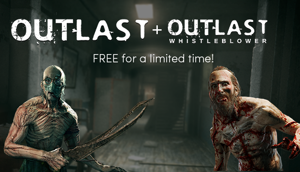 Outlast Deluxe Edition бесплатно Steam, Steam халява, Ключи, Humble Bundle, Linux