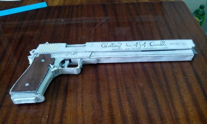 Оружие своими руками из металла
