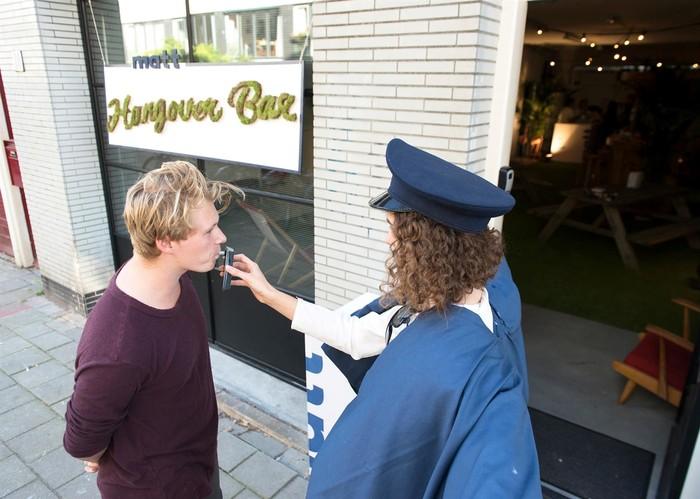 """Бар """"Похмелье"""" в Амстердаме: вход только после пьянки Бар, Голландия, Амстердам, Отдых, Похмелье, Ломаем стереотипы, Интересное, Длиннопост"""