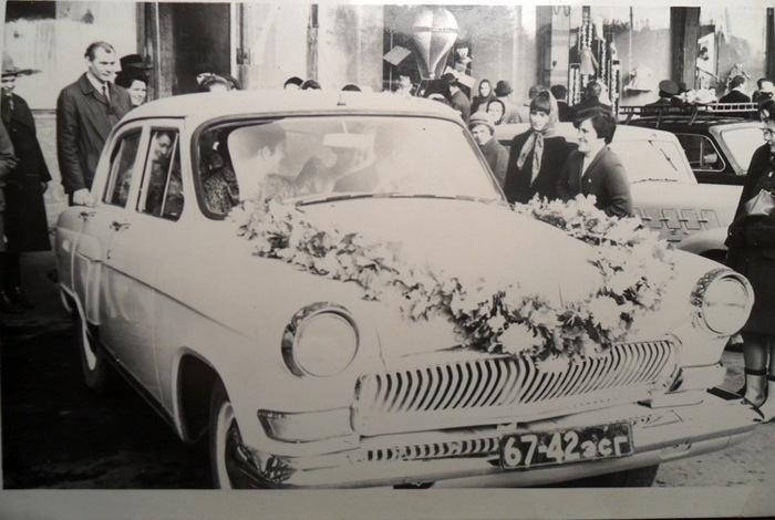 Свадьбы в СССР