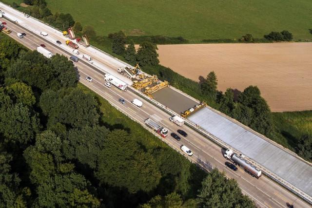 Как строят дороги в Германии mac os, livejournal, Александр Беленький, Германия, дорога, строительство, ремонт, длиннопост