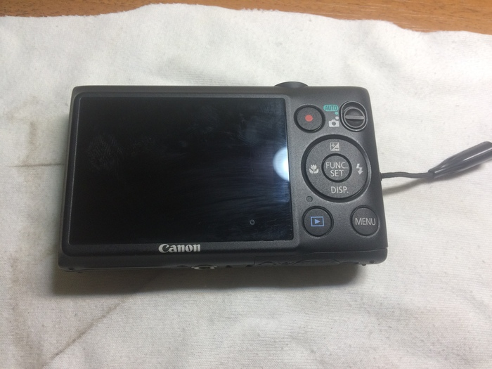 Canon PowerShot (мыльница на море) Мыльница, Песок, Объектив, Длиннопост