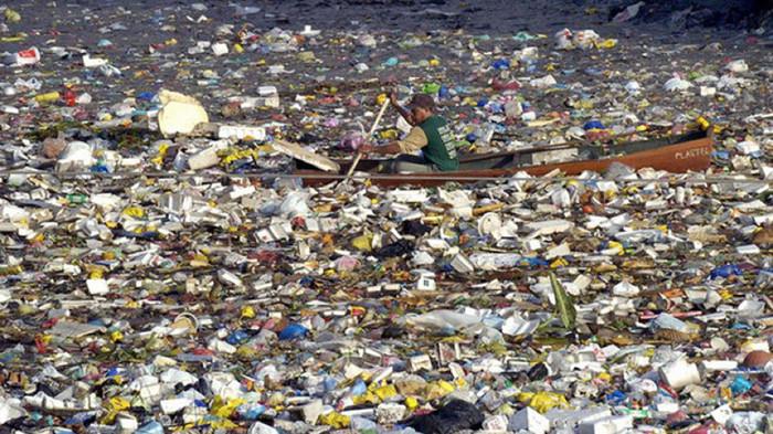 Тихоокеанское мусорное пятно предлагают признать государством Мусор, Экология, Мы все умрем, Длиннопост