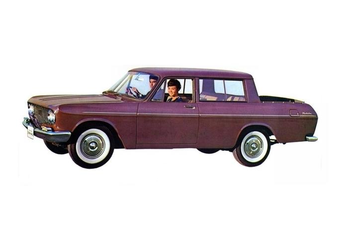 Toyota Crown Pickup - теперь я видел все Toyota, Пикап, История, Длиннопост