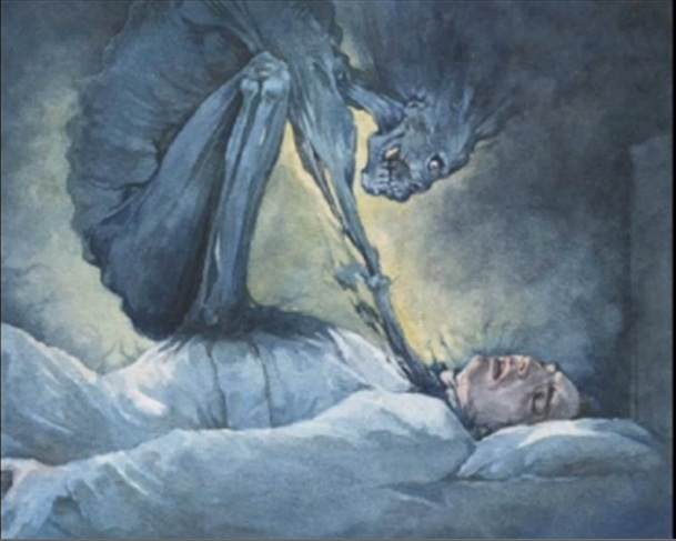 Страх засыпать. Сон, Страх, Сонный паралич, Текст, Кошмар, Сон во сне