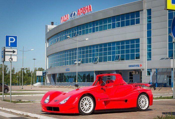 Lada Revolution Лада, АвтоВАЗ, Спорткар, Омг, Длиннопост