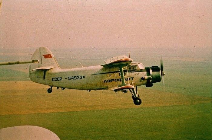 Незаменимый Ан-2 Ан-2, кукурузник, Книга рекордов Гиннесса