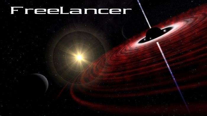 Мод для Freelancer: Наследие номадов Компьютерные игры, Космосимы, Фрилансеры, Длиннопост