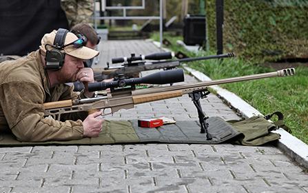 Новейшая снайперская винтовка «Точность» принята на вооружение ФСБ, ФСО и Росгвардии Россия, Оружие, Снайперская винтовка