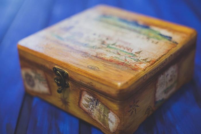 """Коробка с """"эликсирами"""" Своими руками, Сделай сам, Подарок, Шкатулка, Хобби, Длиннопост, Первый пост, Пошагово"""