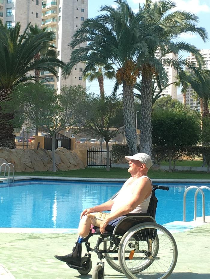 Где вы планируете отметить свои 82? Путешествия, Инвалид, Безграничные возможности, Реальная история из жизни, Инвалиды те же люди, Длиннопост