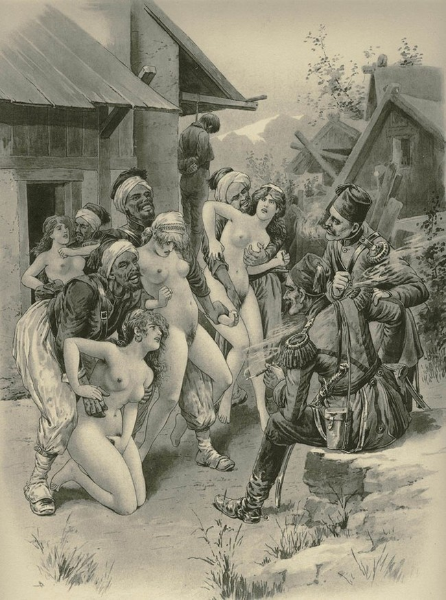 Война порнорассказы гражданская