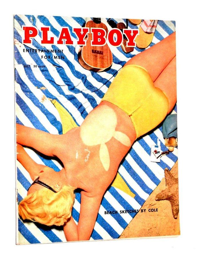 13 лучших обложек культового журнала Playboy Playboy, Журнал, Обложка, Глянец, Длиннопост