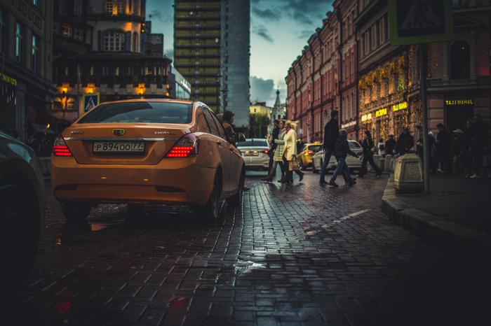 Вечер в Москве Фотография, Арбат, Canon60d, Sigma30mm14art, Длиннопост, Москва