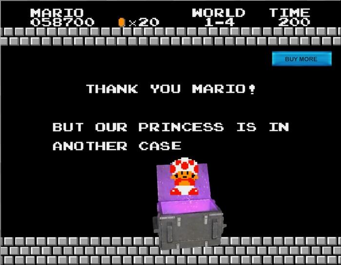 Если бы Super Mario Bros, вышел в наше время...