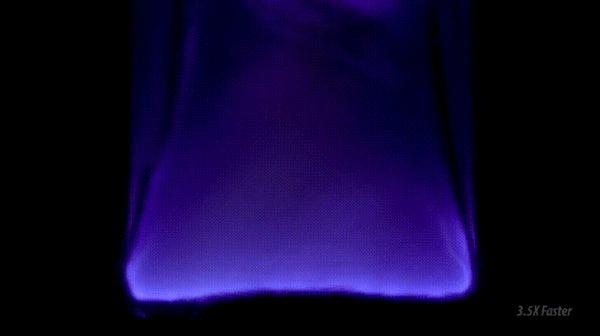 Сера в гифках Химия, Лига химиков, Гифка, Сера, Эксперимент, Огонь, Длиннопост