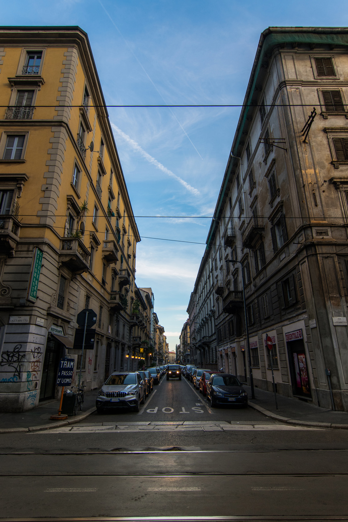 Италия Фотография, Италия, Милан, Hdr, Длиннопост
