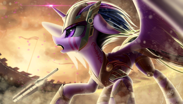 Battle arena My Little Pony, Ponyart, Twilight Sparkle, Crossover, Тор 3: Рагнарек
