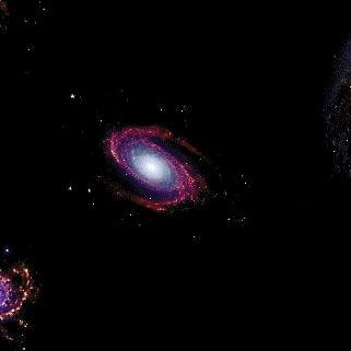 Как умрёт Вселенная Космос, Вселенная, Теория, Гипотеза, Гифка, Видео, Длиннопост