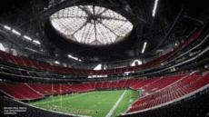 Крыша стадиона открывается как диафрагма