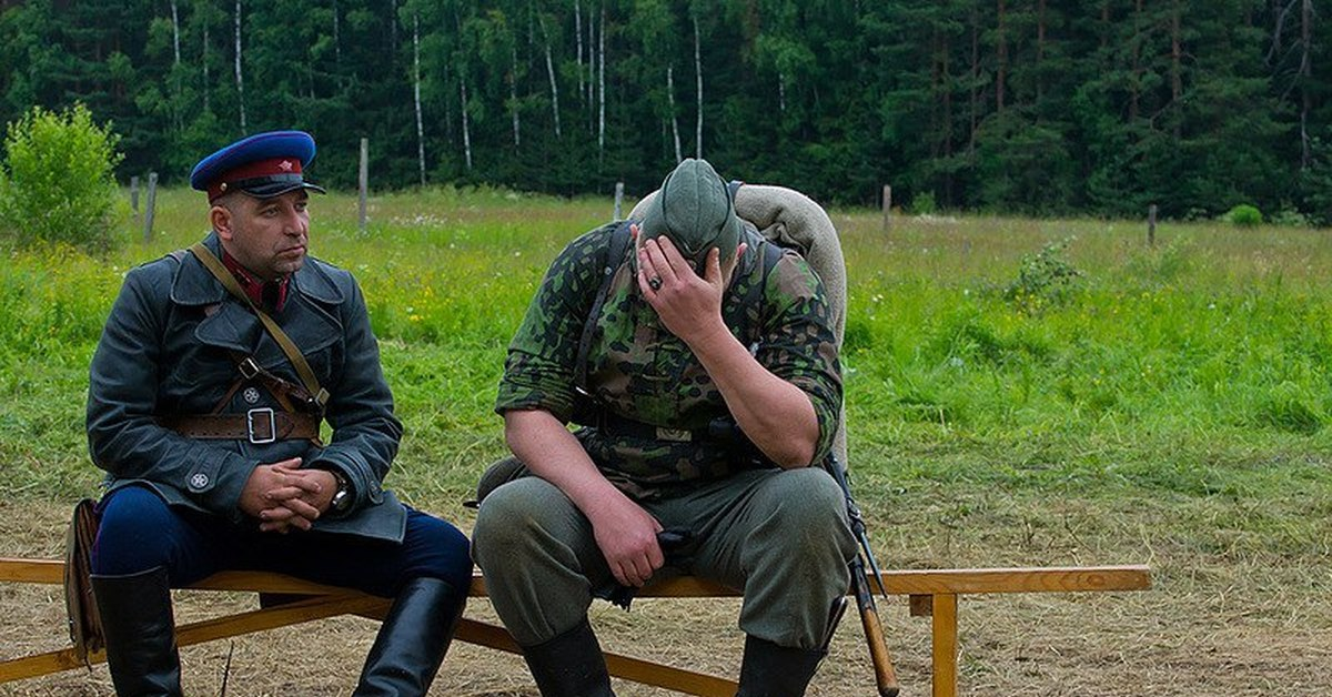очень немецкий солдат демотиватор циничный юмор