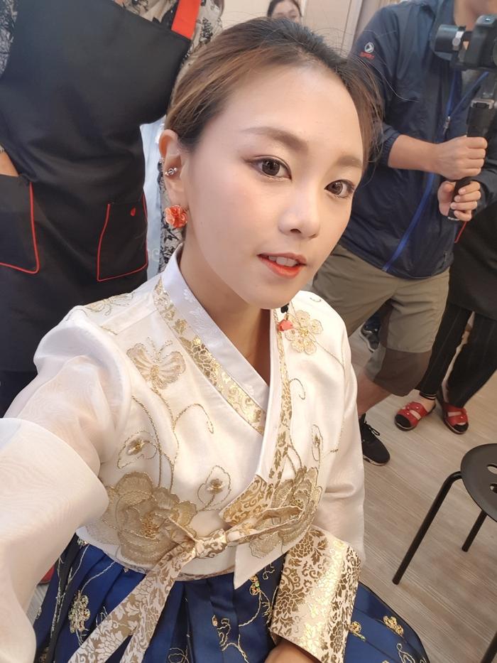 Привет из Кореи-! Покажу наш традиционный костюм-! корея, Кореянки, Ютубер, youtube, минкюнха, kyunghamin, длиннопост