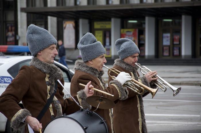 Трио Музыканты, Фотография